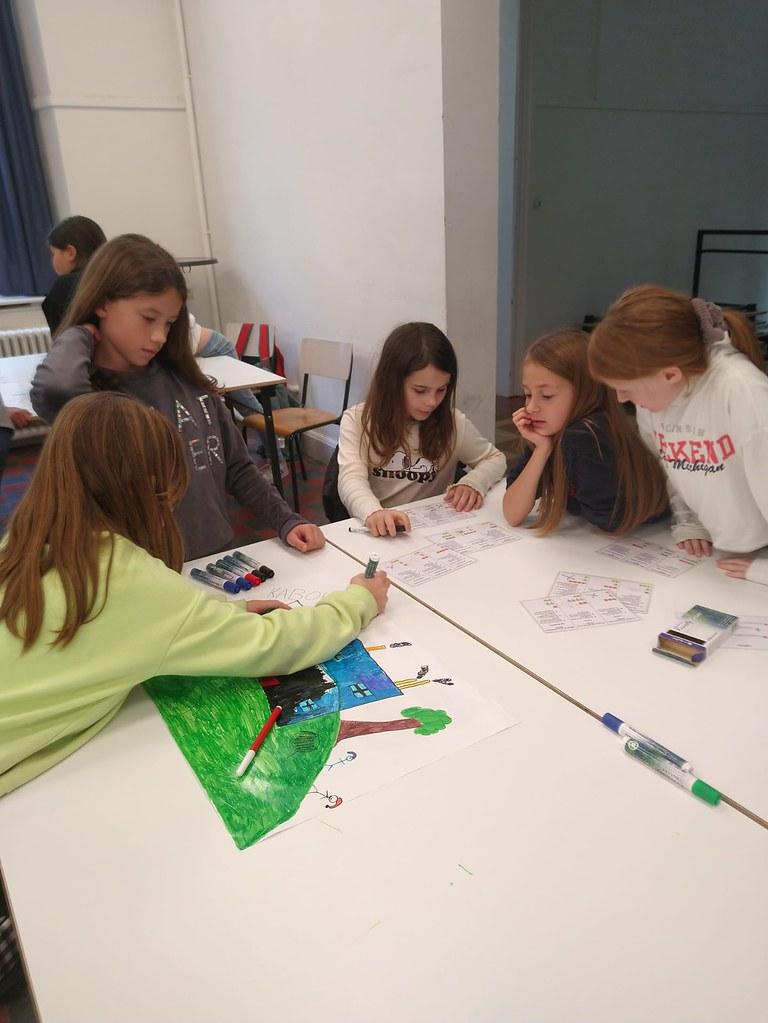 Workshop 'De eerlijke fabriek'@Vredeshuis (2)
