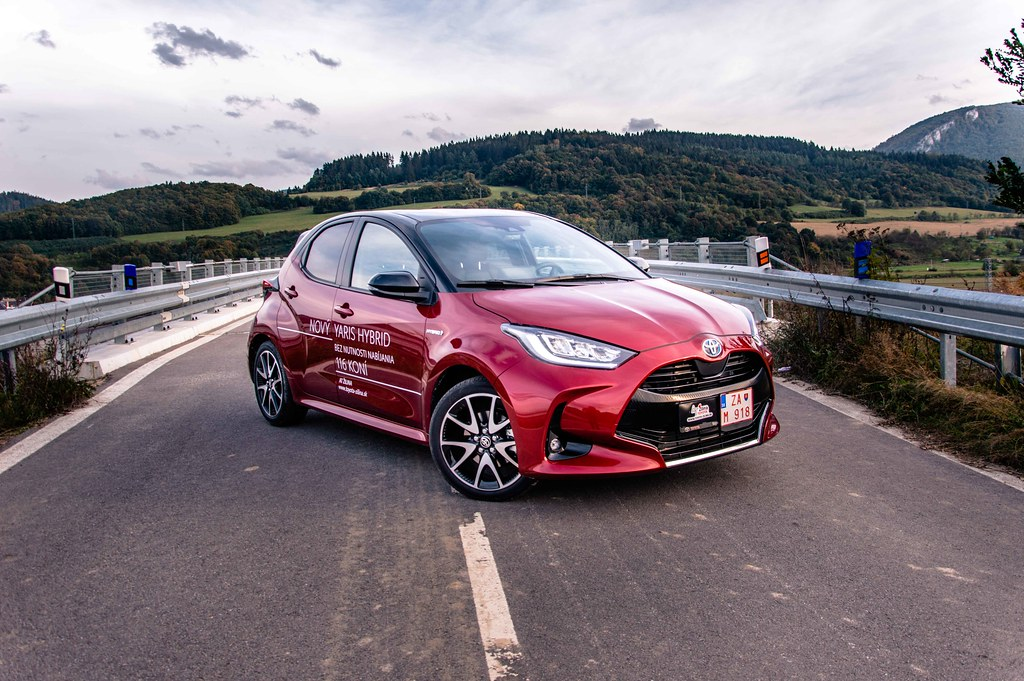 Toyota Yaris 1,5 Hybrid Dynamic Force