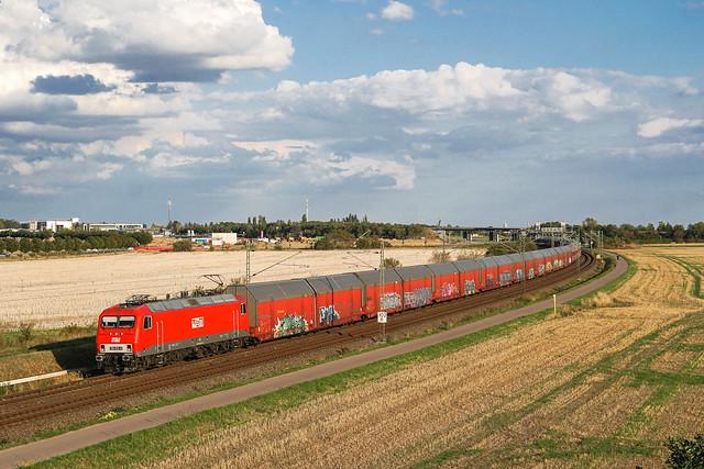 156 003 Mitteldeutsche Eisenbahn GmbH  | Schkeuditz-West | September 2020