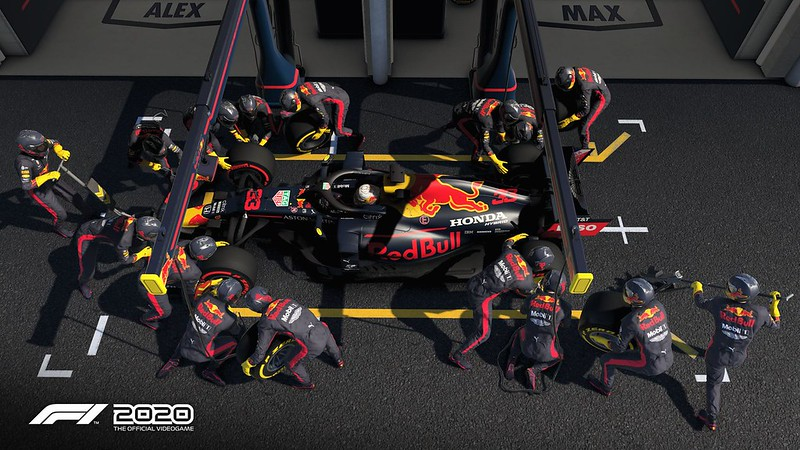 Red Bull Racing's sponsors and team wear