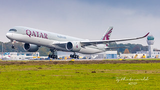 Qatar Airways Airbus A350-1000 A7-ANP | by oo-jan
