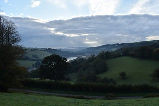 Downstream Dart from above Sharpham Drive | by Phil Gayton