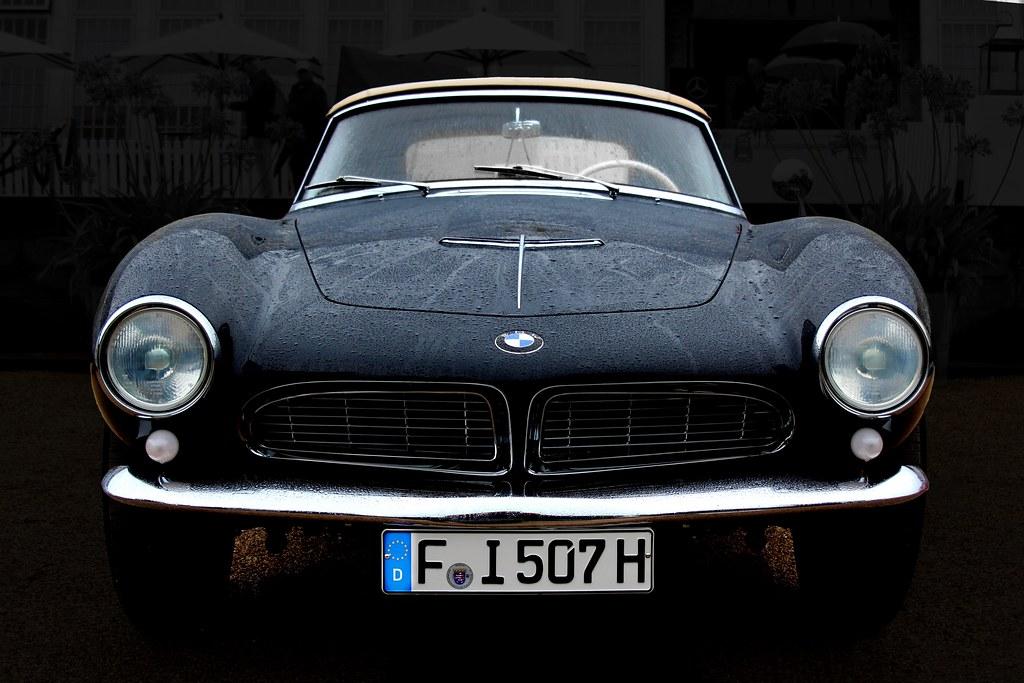 1957 BMW 507 Roadster                                 Classic Days Schloß Dyck 05.08.2017