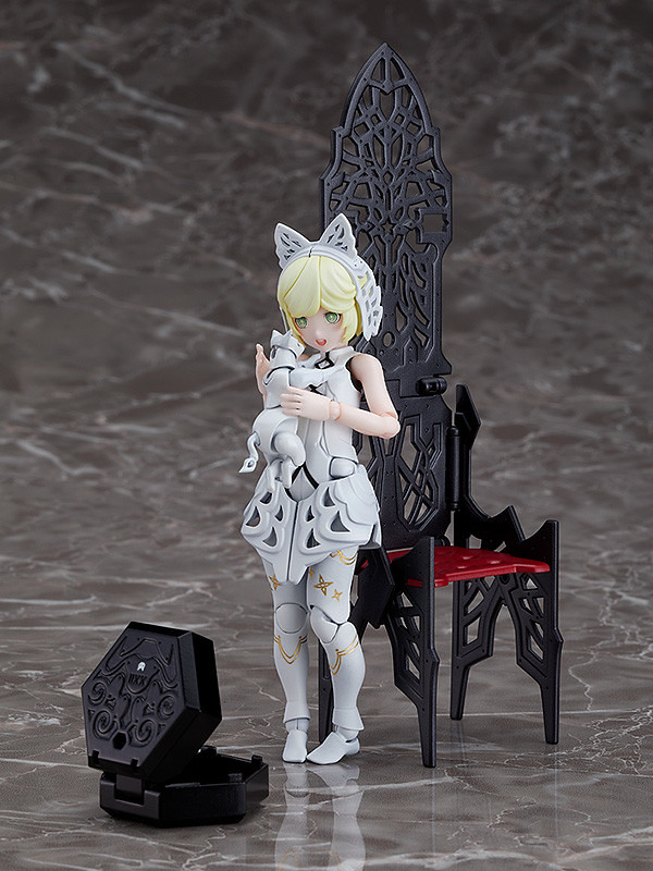 《chitocerium》XXII-tanio alb & atr  優雅可愛的黑白貓咪!