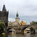 Prague : le pont Charles
