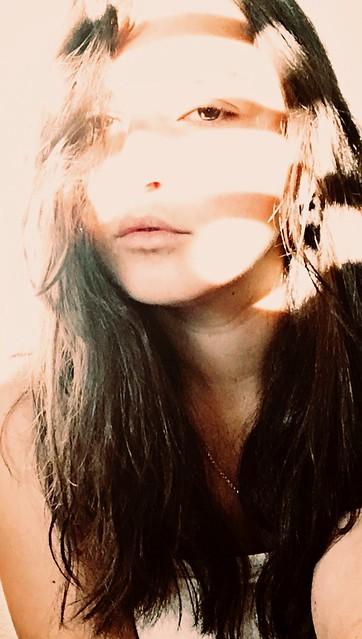 Sunlight #raggidisole #selfie