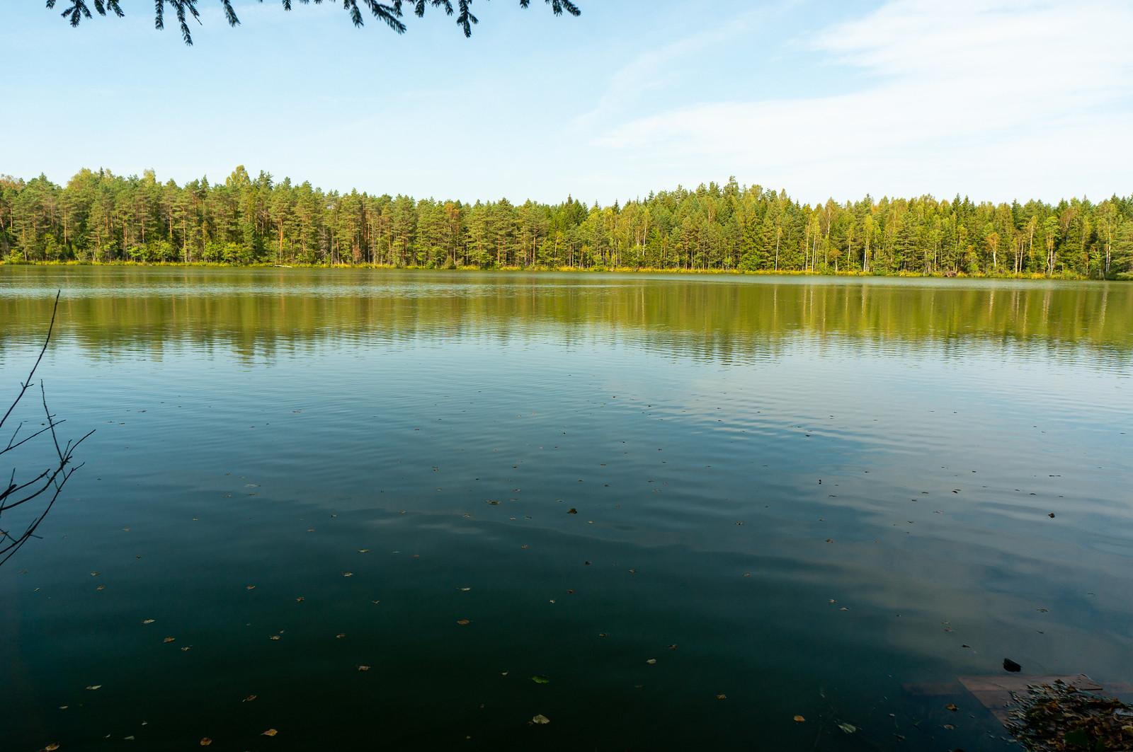 Озеро Деражня