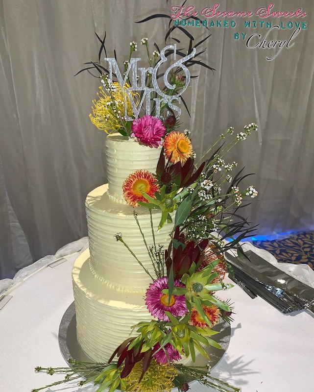 Cake by The Sesame Sweets
