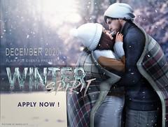 Winter Spirit APPLY NOW!