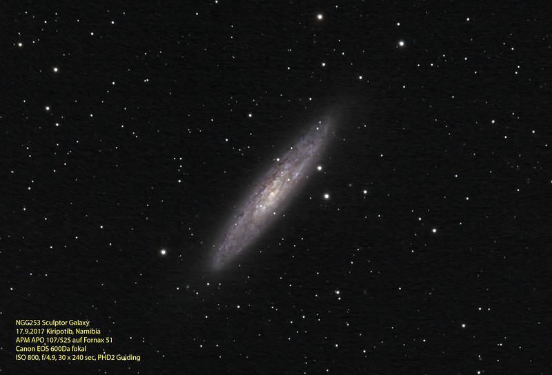Sculptor Galaxy