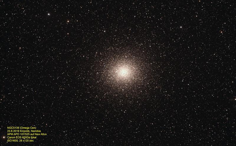 NGC5139 Omega Centauri