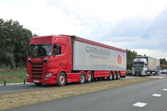 Scania S520NG G.Vervloessem