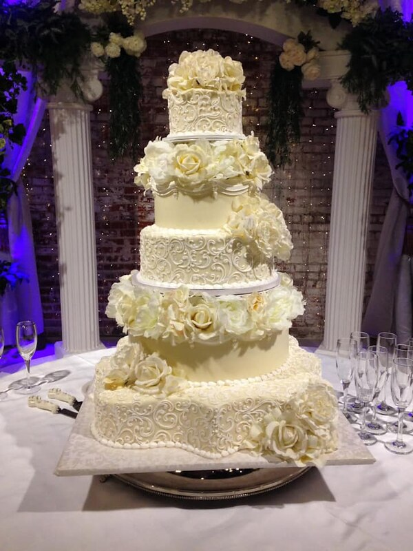 Cake by Pronia's Deli and Bakery