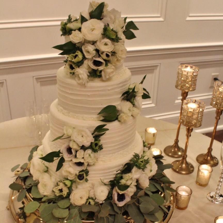 Cake by Mel's Cakery