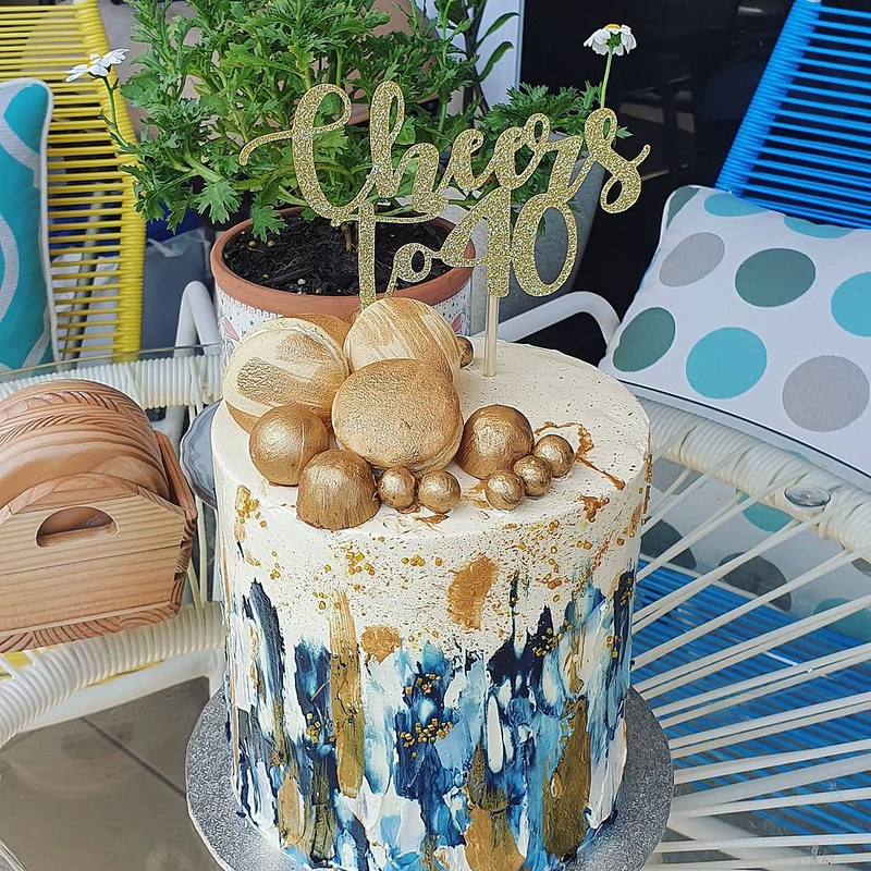 Cake by DC's Kitchen