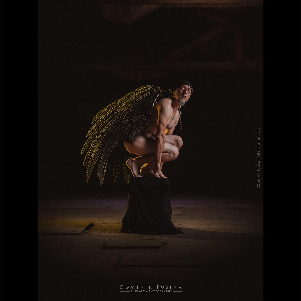 Autoportrait / Selfie | Lost Dark Angel