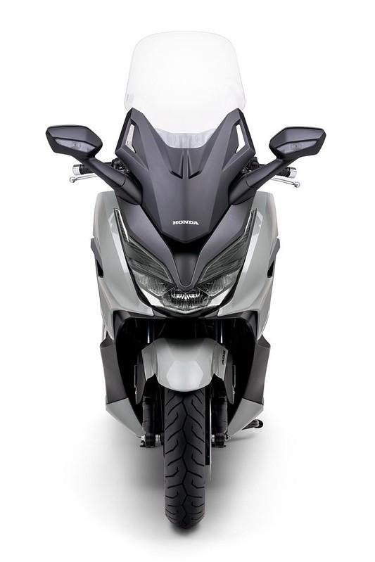 Honda Forza 350 White Head