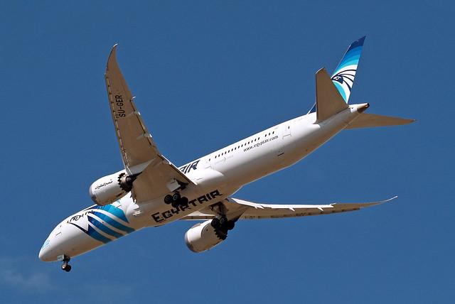 SU-GER   Boeing 787-9 Dreamliner [38798] (EgyptAir) Home~G 26/04/2020