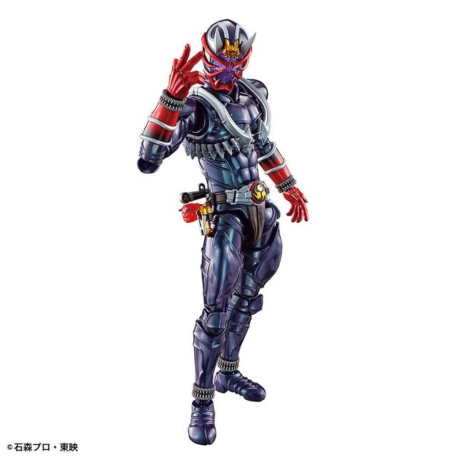 『Figure-rise Standard 假面騎士響鬼』情報公開  使用新開發的偏光成形色!