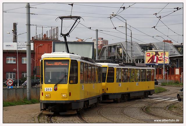 Tram Szczecin - 2020-03