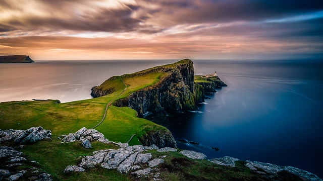 Neist Point Lighthouse III