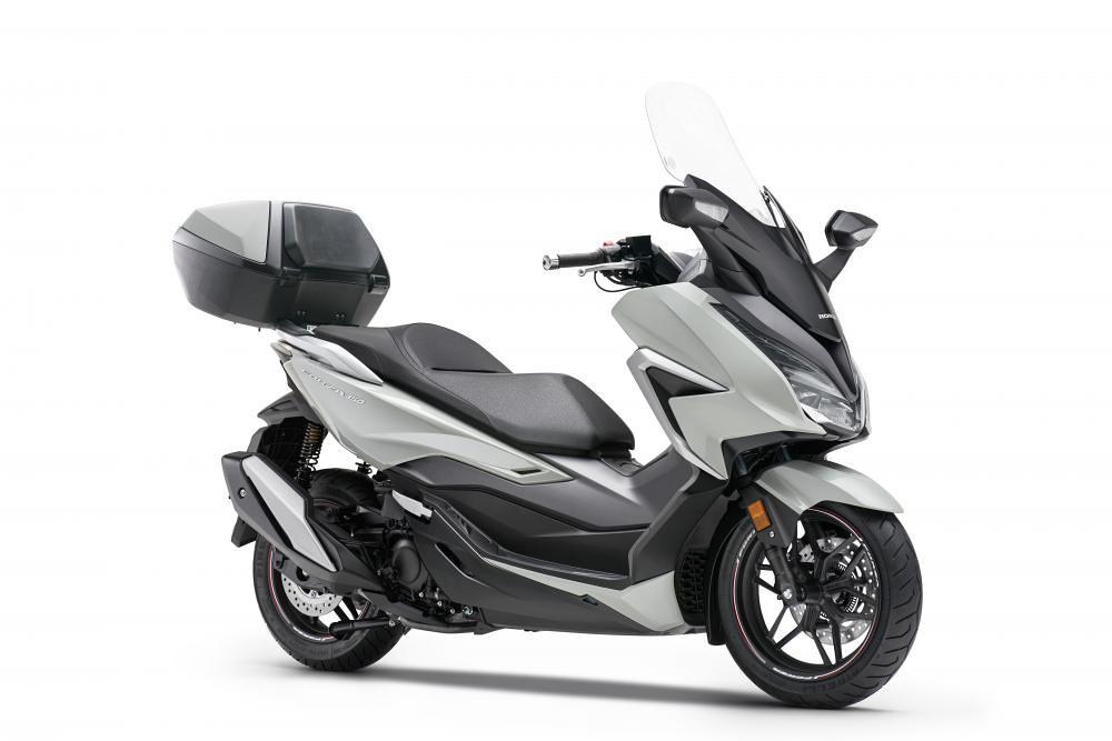 Honda Forza 350 White
