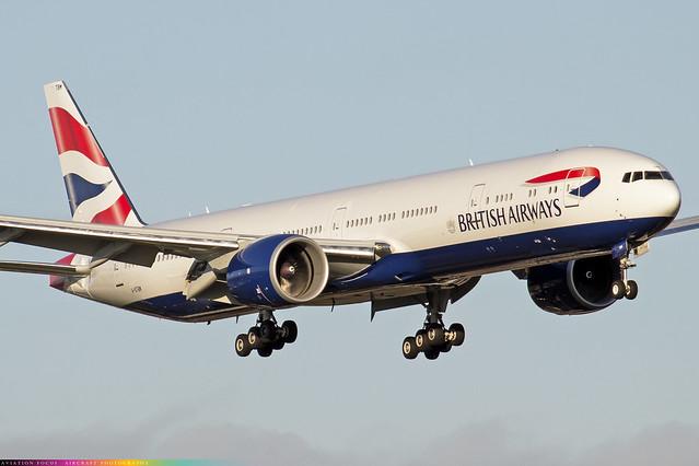 G-STBM  -  Boeing 777-336(ER)  -  British Airways  -  LHR/EGLL 16/10/20