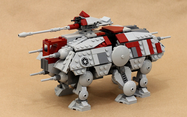 AT-TE Redux