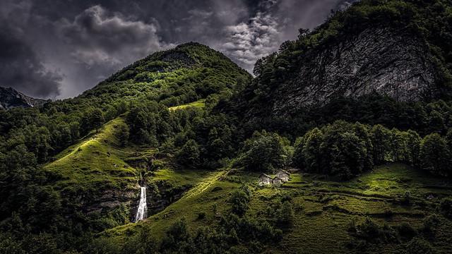 Valle Maggia TI - Switzerland
