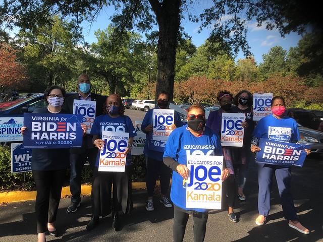 Educators for Joe 2020