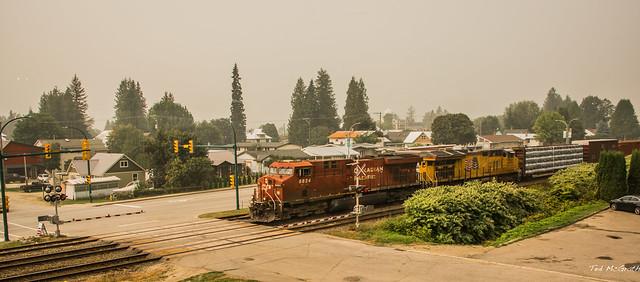 2020 - BC-AB Road Trip - 31 of 214 - Revelstoke Railway Museum