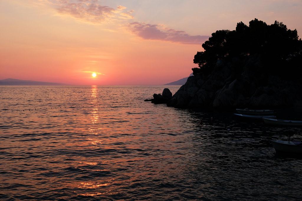Brela, Makarska Riviera, Croatia
