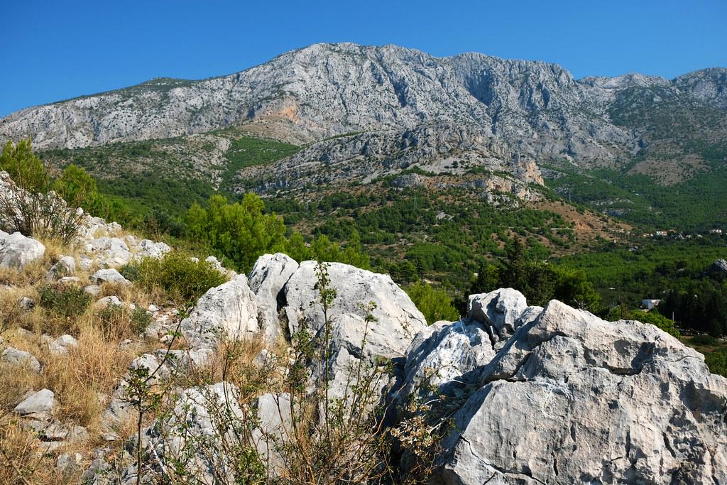 Mount Biokovo, Croatia