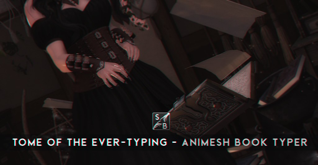 Skellybones – Tome of the Ever-Typing – Animesh Typer @ Samhain