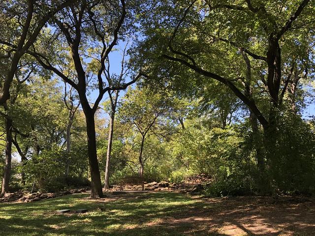 The Benny Simpson Memorial Garden