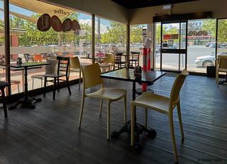 Coffee Guru café interior