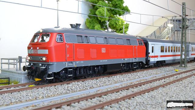 Roco 73732 BR 218 der DB AG