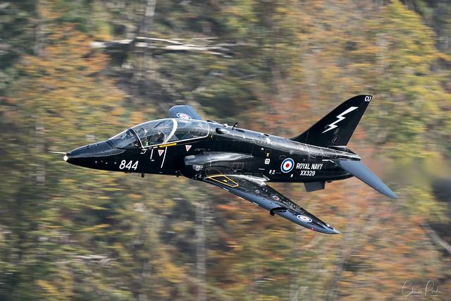 Hawk T.1, Cumbria