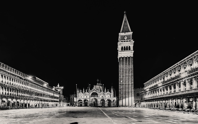 Venice Impressions - St. Marks Square