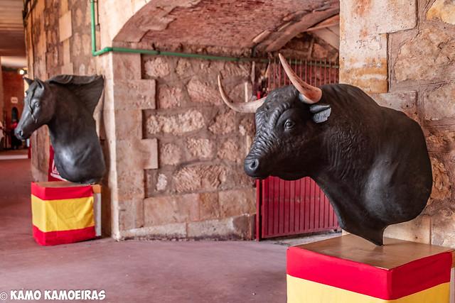 plaza de toros , la glorieta
