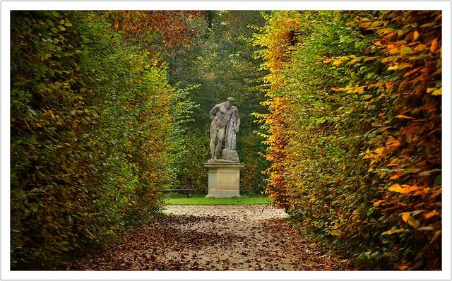 Herkules im Herbst