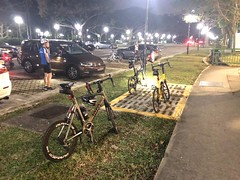 Night ride 16 Oct