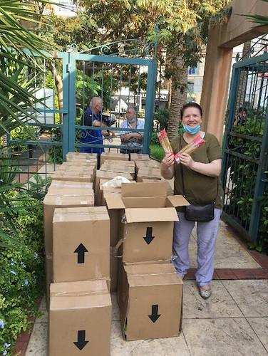 Lebanon-2020-09-12-UPF Launches Humanitarian Aid Program