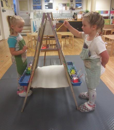 pair of painters