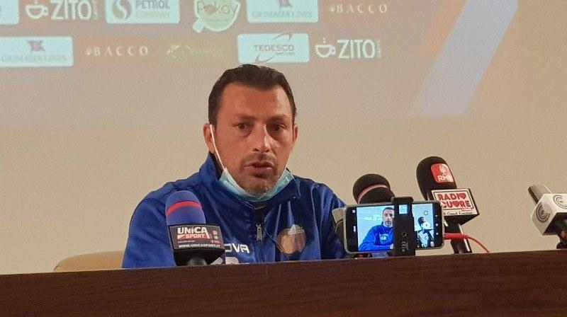 VIDEO - La conferenza di mister Raffaele pre V.Francavilla-Catania