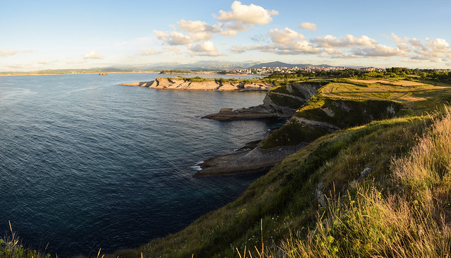 Cantabric Landscape (panorama)