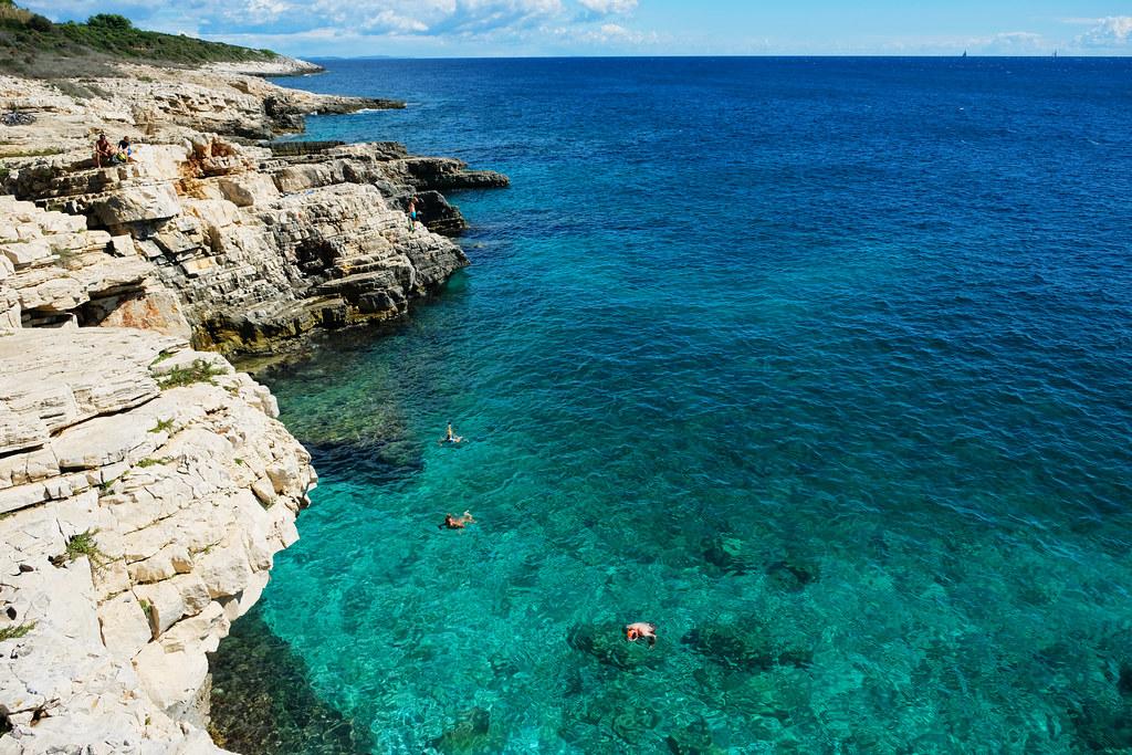 Mala Kolombarica, Cape Kamenjak Nature Park, Istria, Croatia