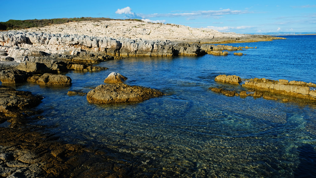 Cape Kamenjak Nature Park, Istria, Croatia