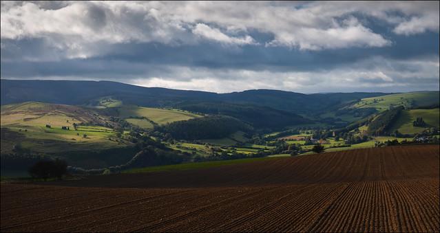 Clawdd Offa View