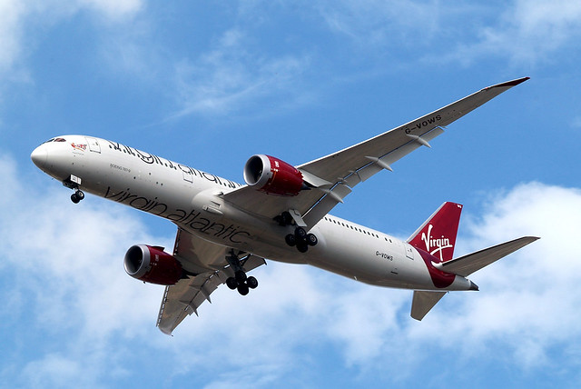 G-VOWS   Boeing 787-9 Dreamliner [37974] (Virgin Atlantic) Home~G 05/10/2018
